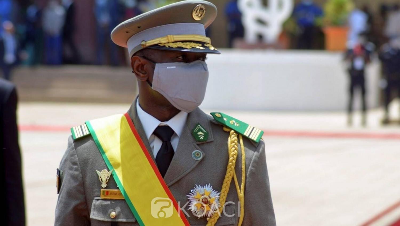 Mali : Comme promis, un nouveau gouvernement voit le jour, le colonel Sadio Camara rétabli dans ses fonctions