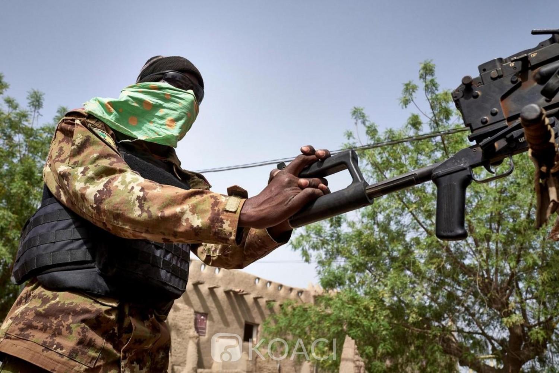Mali : Deux soldats tués dans une attaque terroriste à Gao et huit casques bleus blessés dans l'explosion d'une mine