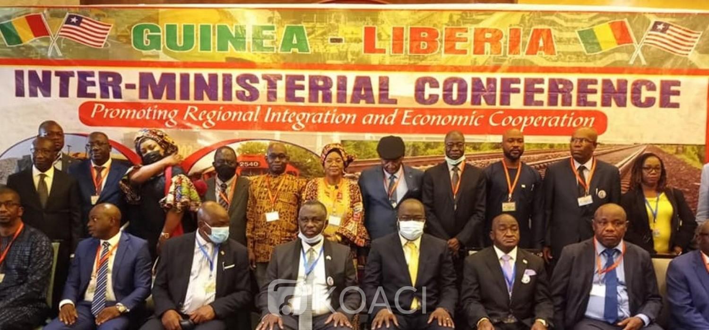 Liberia-Guinée : Relance du projet de corridor ferroviaire et ses attentes