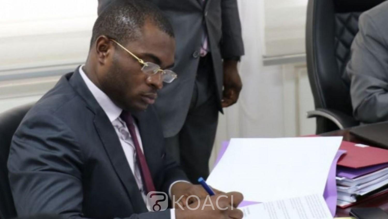Côte d'Ivoire : Fabrice Coulibaly nouveau  Directeur Général par intérim de  l'AGEROUTE