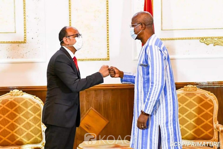 Burkina Faso : L'Égypte propose son aide dans la lutte contre l'insécurité