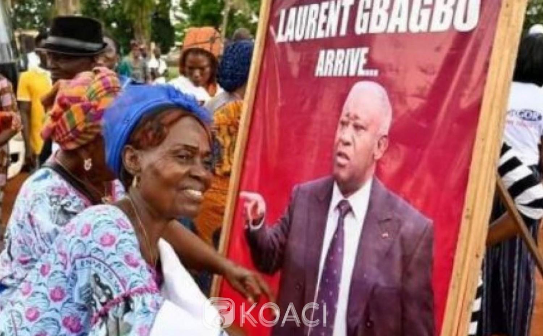 Côte d'Ivoire : Un mouvement des Droits humains  invite le Gouvernement  à prendre les dispositions sécuritaires afin d'éviter tout désordre lors de l'accueil de Gbagbo