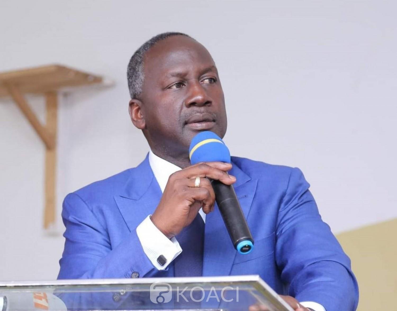 Côte d'Ivoire :    Adama Bictogo a propos de l'accueil triomphal de Laurent Gbagbo : « S'il y a quelqu'un à fêter, c'est bien, le Président Alassane Ouattara….»