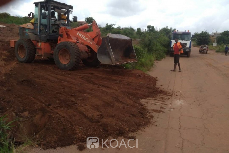 Côte d'Ivoire : Donnant une mauvaise image à Oumé, les immondices nettoyées sur instructions du maire