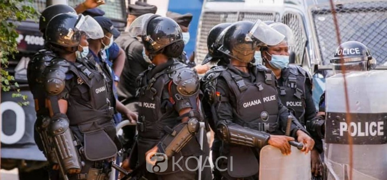 Ghana :  Alerte sur un soupçon d'attaques de « bandits armés » du Burkina au nord