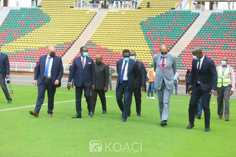 Cameroun : CAN Total Energies 2021, tirage au sort des poules prévu en août