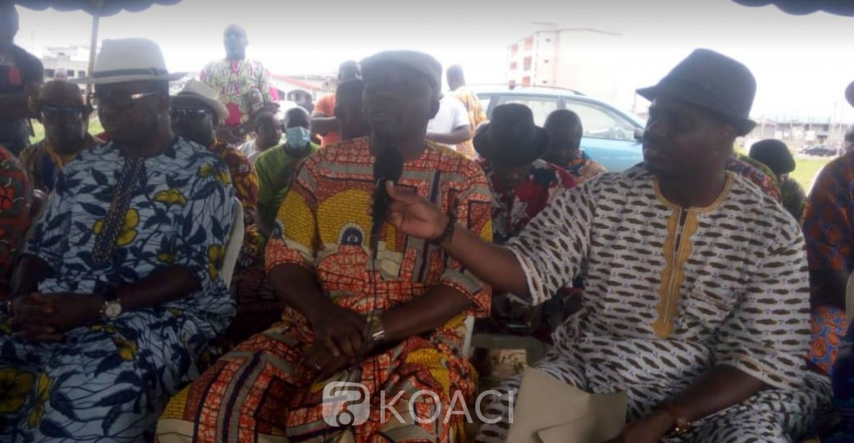 Côte d'Ivoire : Conflit  foncier entre le  Port d'Abidjan et deux villages  Ebrié, les chefferies formelles : « Nous n'allons jamais céder un m2 »