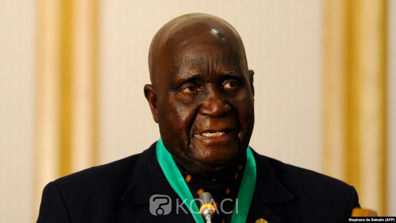 Zambie : Kenneth Kaunda, premier Président de la Zambie hospitalisé