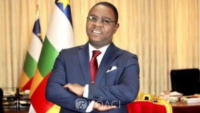 Centrafrique : Le nouveau Premier ministre Henri-Marie Dondra entre en fonction après la démission de Ngrebada
