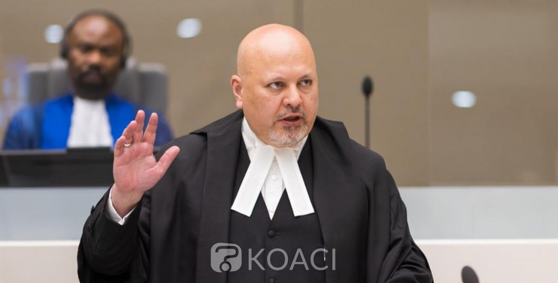 Côte d'Ivoire : Le nouveau procureur de la CPI Karim Khan a prêté serment, silence sur les affaires en cours dont le dossier ivoirien