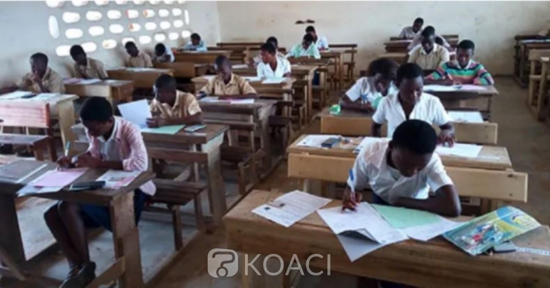 Côte d'Ivoire : Incidents survenus lors de l'examen du BEPC, des enquêtes annoncées pour situer les responsabilités