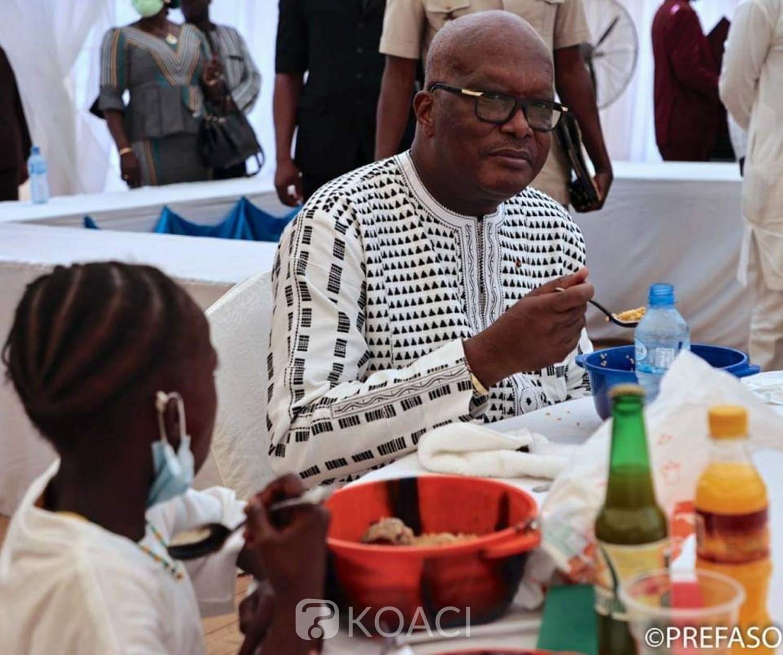 Burkina Faso : Cantine scolaire, lancement d'une initiative pour assurer à chaque élève au moins un repas équilibré par jour