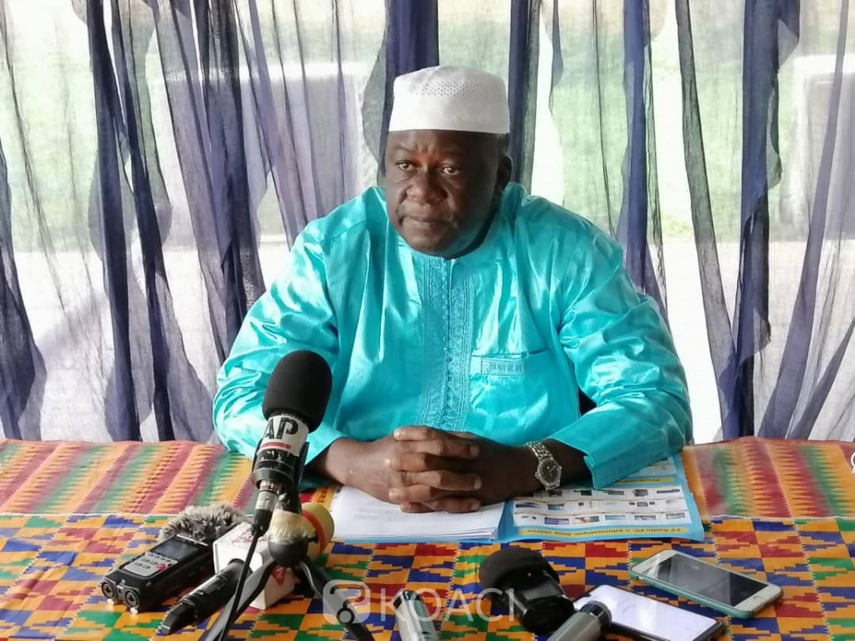Côte d'Ivoire :  Retour de Gbagbo, Issiaka Diaby condamne les actes de vandalisme perpétrés par les forces de l'ordre contre ses 200 membres qui se sont invités à l'accueil