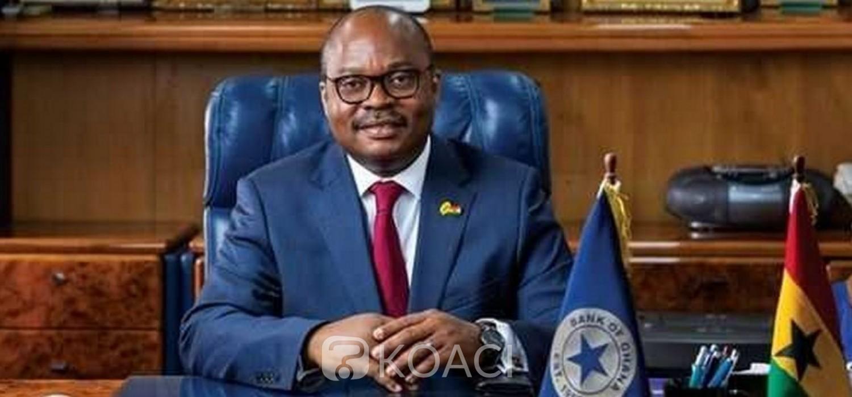 Ghana :  Banque, la réserve d'or à renforcer de 8,7 tonnes