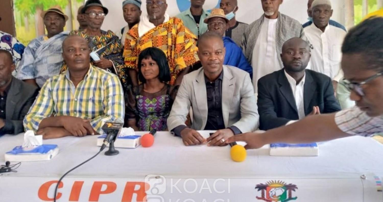 Côte d'Ivoire : Au lendemain du retour de  Gbagbo, le mouvement CIPR souhaite le retour de Blé Goudé et Soro Guillaume pour un règlement définitif de la crise ivoirienne