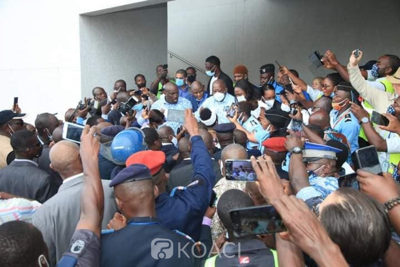 Côte d'Ivoire : A son retour, pourquoi Gbagbo a refusé le Pavillon Présidentiel à la dernière minute, les raisons de l'application du plan C
