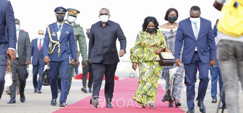 Cedeao :  Arrivée des Chefs d'Etat au Ghana pour le 59e sommet