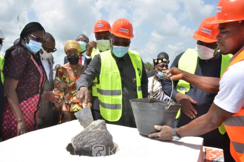 Côte d'Ivoire :    Barrage de Raviart, 2,7 milliards de FCFA pour la réalisation des travaux, la livraison de l'ouvrage annoncée pour janvier 2022