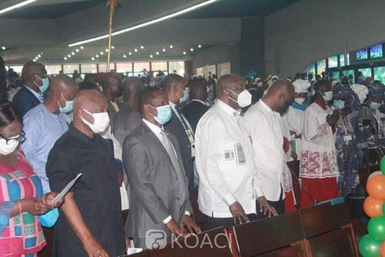 Côte d'Ivoire : De retour chez les catholiques, Mgr Jean-Pierre Kutwa à Laurent Gbagbo:  « Tu es revenu... maintenant on t'attend pour la paix »
