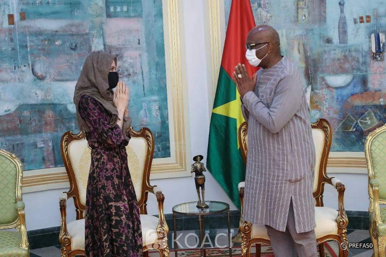 Burkina Faso : Journée mondiale des réfugiés, Angelina Jolie commune avec les réfugiés maliens