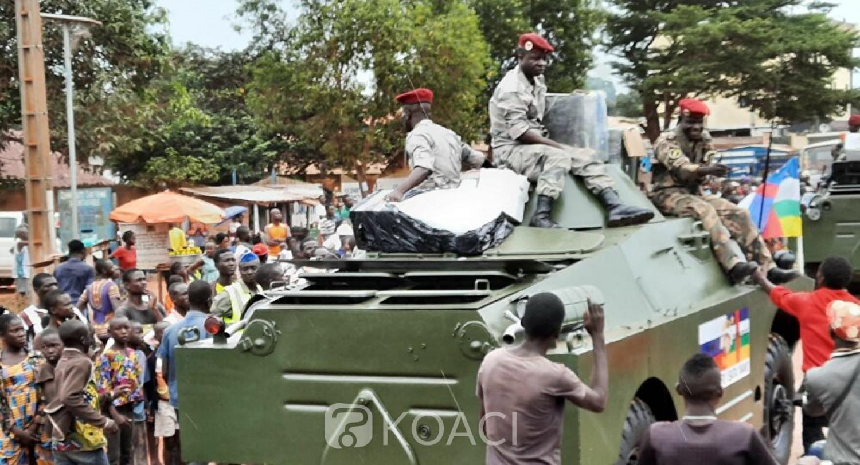 Centrafrique : « Accusations contre les russes », Bangui dénonce une campagne de désinformation des puissances étrangères