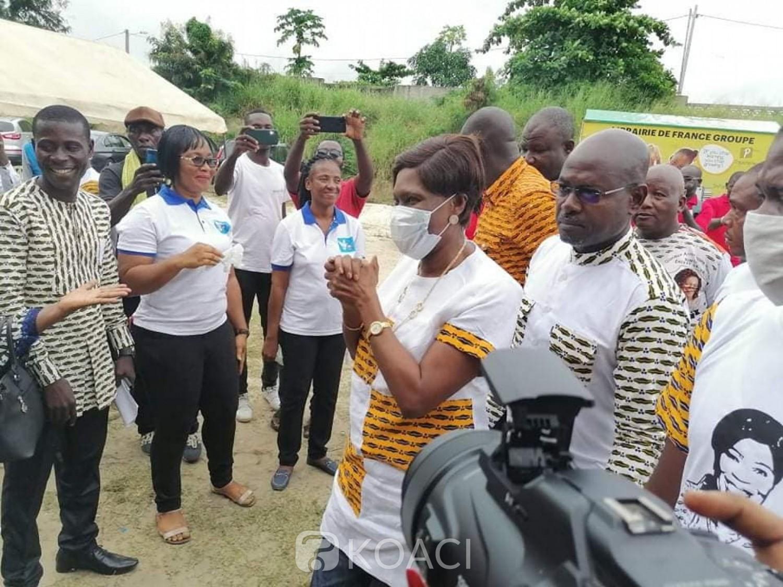 Côte d'Ivoire : A la célébration de ses 72 ans, Simone Gbagbo rompt le silence « vous m'avez légitimés, encouragés et guéris de toutes mes blessures »