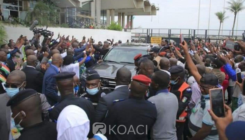 Côte d'Ivoire : Après le cafouillage observé à l'aéroport lors de son retour, Gbagbo s'excuse pour les ratés et demande la libération de ses partisans interpellés