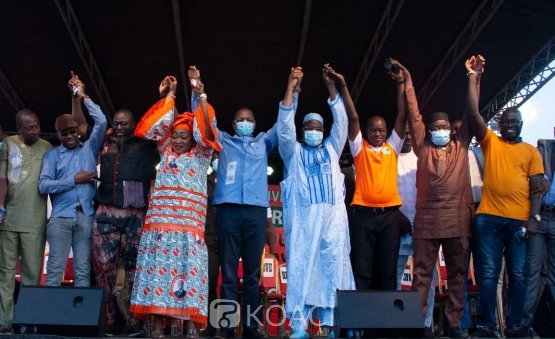 Côte d'Ivoire : Région de la Bagoué, après les législatives, des cadres Rhdp opposés fument le calumet de la paix, les militants invités à garder le cap