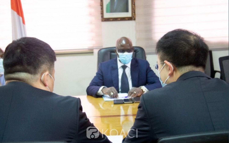 Côte d'Ivoire : Retard des travaux de l'université de Bondoukou, le Ministre  Diawara invite  l'entreprise Chinoise à respecter le délai imparti