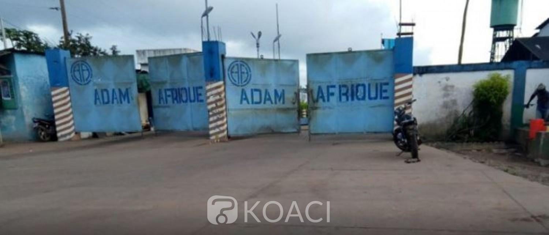 Côte d'Ivoire : Sikensi, l'usine Adam Afrique pointée du doigt dans la pollution des eaux dans les  villages