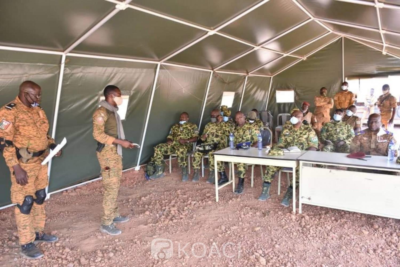 Burkina Faso : Onze terroristes neutralisés et trois bases détruites par l'armée