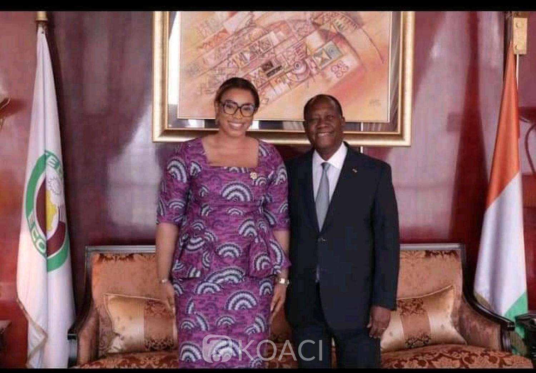 Côte d'Ivoire : Invitant les GOR à mesurer leur propos, la cadette des députés exhorte les clans et familles politiques à « parler d'une même voix »