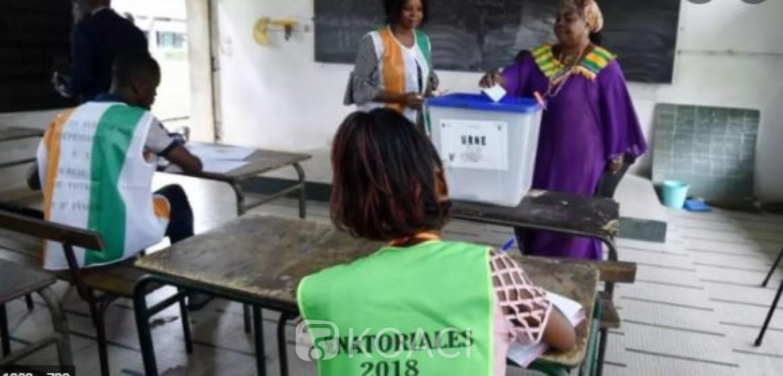 Côte d'Ivoire : Sénatoriales partielles, voici la liste des candidats retenus par la CEI