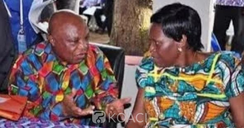 Côte d'Ivoire : Divorce annoncé de Gbagbo et Simone, Assoa Adou admet n'avoir aucune compétence à inférer dans les affaires privées