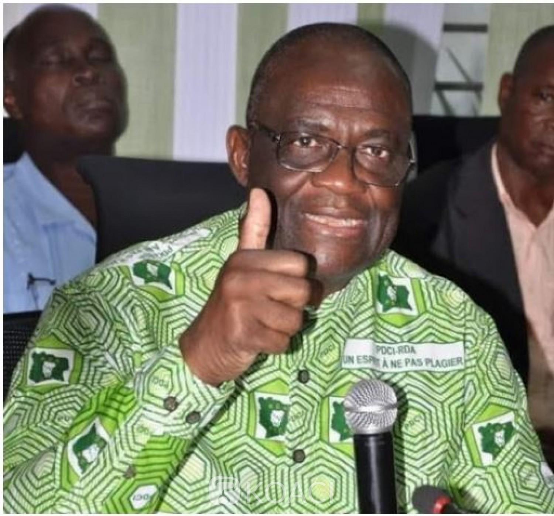 Côte d'Ivoire : Le  PDCI se félicite du retour de Gbagbo  acteur politique majeur du  pays et attend la libération prisonniers « politiques » et « militaires »