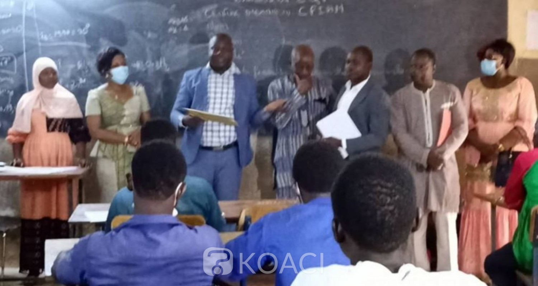 Burkina Faso : Les examens scolaires lancés pour 769 629 candidats