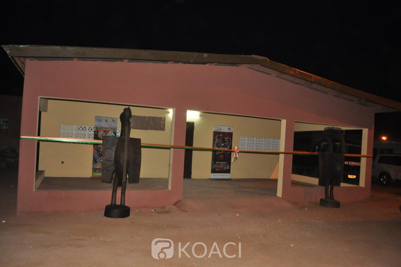 Côte d'Ivoire :  Korhogo, après la rénovation du Centre artisanal de Dalekaha par le Fonds de développement touristique, la place centrale sera baptisée du nom d'Amadou Gon Coulibaly