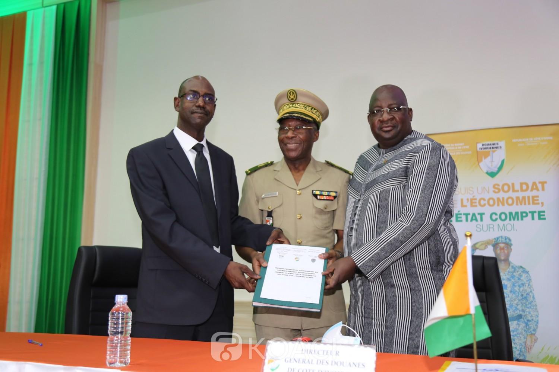 Côte d'Ivoire :  Facilitation des échanges, la Côte d'Ivoire, le Niger et le Burkina Faso, lancent à Abidjan le Système interconnecté de gestion des marchandises en transit par rail