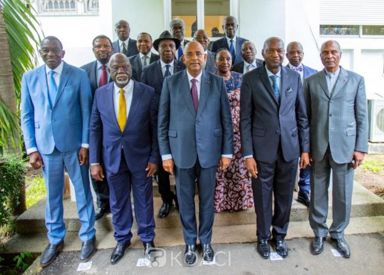 Côte d'Ivoire : Patrick Achi dresse la feuille de route des Ministres-Gouverneurs des Districts