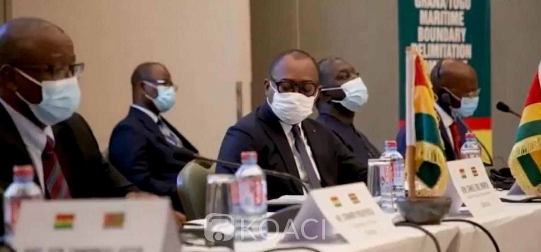 Ghana-Togo : Délimitation de la frontalière maritime, optimisme à Accra pour la 7e réunion