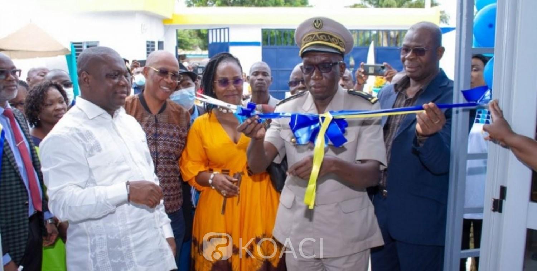 Côte d'Ivoire : À l'inauguration de l'agence de la MUGEF-CI, Mesmin Komoé remercie la municipalité pour le terrain acquis au cœur de Bouaké