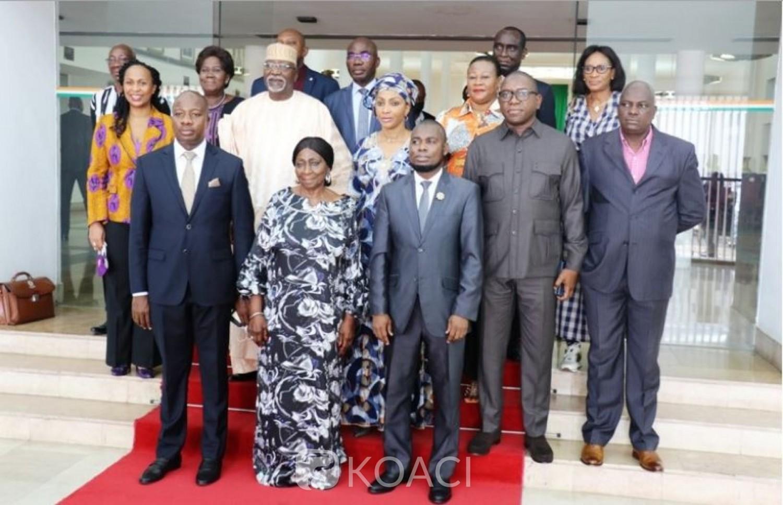 Côte d'Ivoire : Depuis Abidjan, la CEDEAO annonce que  les membres de son  parlement ne  seront plus  désignés parmi les députés des pays, mais élus  par suffrage direct