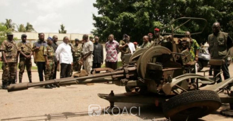 Côte d'Ivoire : Le pays cinquième acquéreur africain de matériel militaire français avec un volume d'importation évalué à plus de 15 milliards FCFA