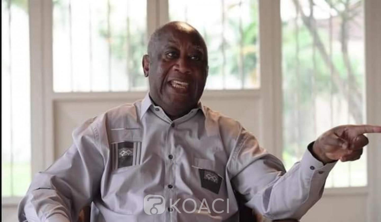 Côte d'Ivoire : Laurent Gbagbo s'en va à Mama s'incliner sur la tombe de sa mère