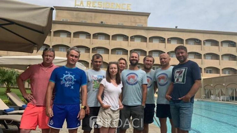Tchad : Libres, les 10 touristes russes  « arrêtés dans une zone rouge » quittent le pays