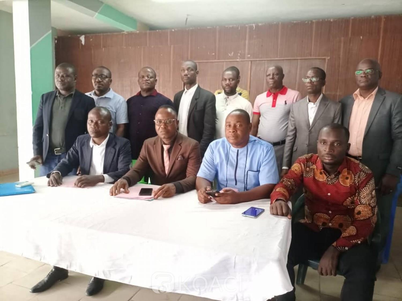 Côte d'Ivoire :  UNATRCI, pour avoir accusé Yves Kodibo de mauvaise gestion, les Secrétaires généraux de la COSYFOCI désavouent leur Président Tapé Djédjé Appolinaire