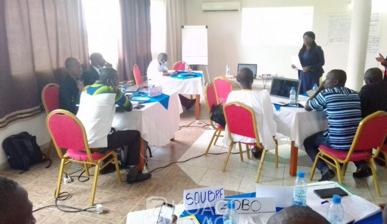 Côte d'Ivoire : Bouaké, les services de protection judiciaire de l'enfance et de la jeunesse formés sur l'éducation non violente