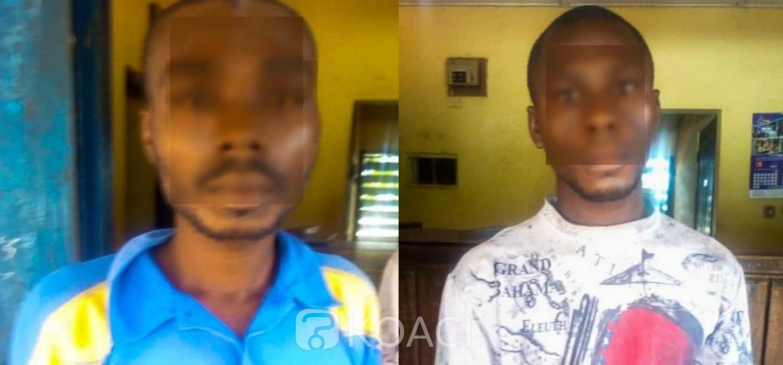 Ghana :  Deux suspects impliqués dans un meurtre arrêtés au Togo