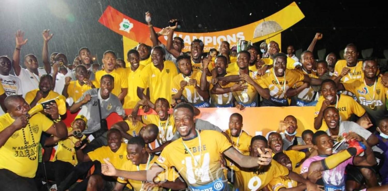 Côte d'Ivoire :  Football, l'ASEC Mimosas décroche son 27e titre de Champion de Côte d'Ivoire