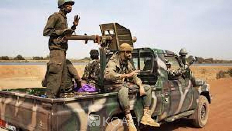 Mali : Sept soldats maliens tués dans une attaque à Boni